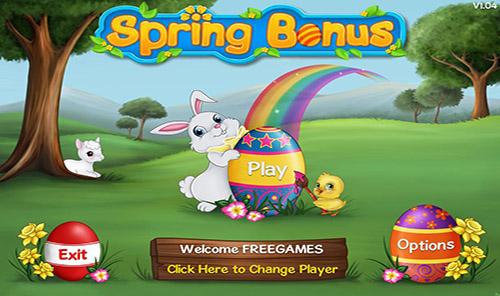 Spring Bonus (En)