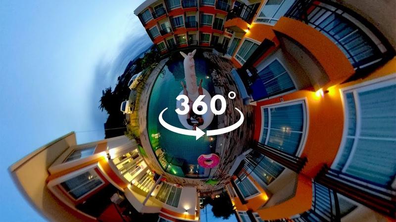Тайланд 360° градусов