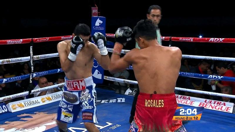 Jhonny González vs Jessie 'Jimdomar' Rosales