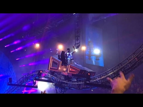 [HD 60fps] Travis Scott Live in Boston - Astroworld: Wish You Were Here Tour - GA Camera
