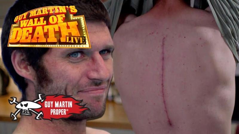 Guy's Broken Body Guy Martin Proper