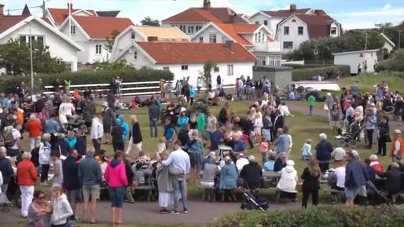 Вспоминая лето в Швеции: Гётеборгский архипелаг