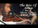 The Rite Of Strings - XVIII Jazz Festival de Vitoria-Gazteiz, España (1994) [Full concert]