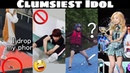When Kpop Idols Being Clumsy [ Try Not To Laugh]