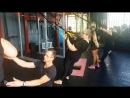 Занятия по кросс-фиту в клубе Wodovorot для участниц конкурса Северная Аврора-2018