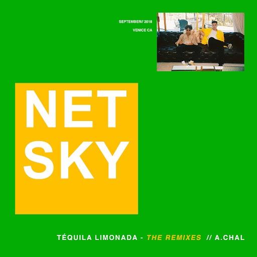 Netsky альбом Téquila Limonada (Remixes)