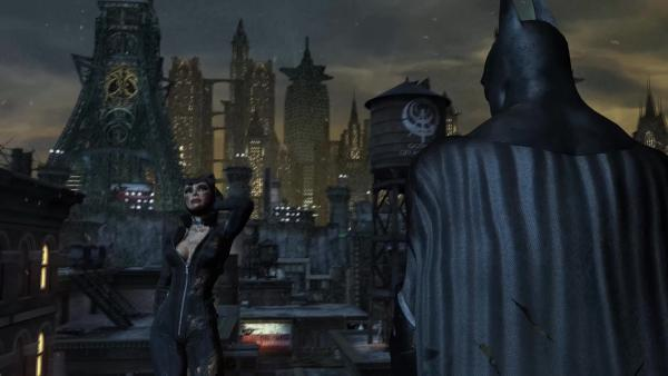 Batman Arkham City Improved Quality   New Shaders Effects