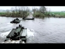 How NATO Gets Tanks Across Rivers (With Subtitles) 19.09.2018