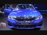 2019 BMW 3-series 330i - Exterior And Interior Walkaround - 2018 Paris Motor Show