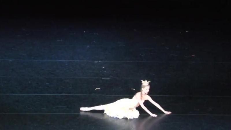 29.07.2018 Mariinsky, The Little Humpbacked Horse Конёк-горбунок, Variation of the Tsar Maiden вариация Царь-Девицы Акт II