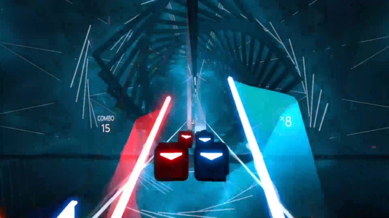 Beat Saber - Muse - Map of the problematique (Expert)