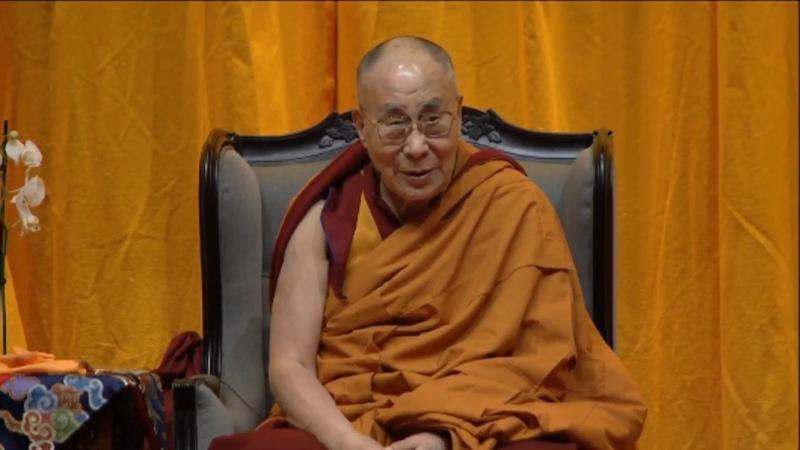 Далай-лама. Учения по тексту «Восемь строф о преобразовании ума»