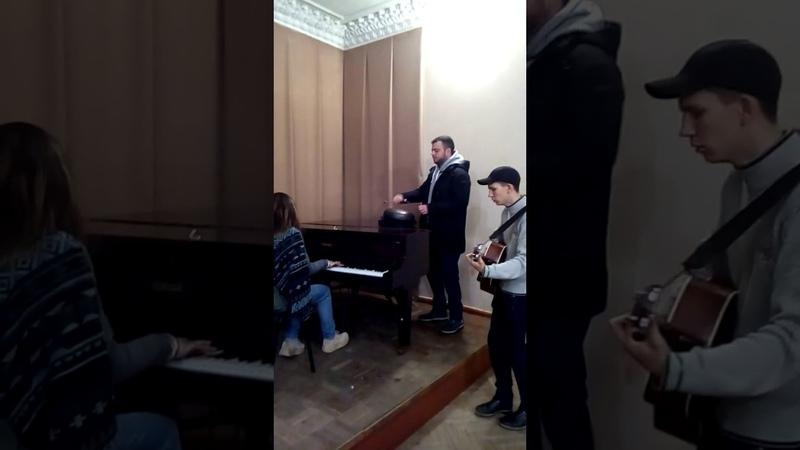 Джем Глюкофон Рояль Гитара Бит в городе Марганец 23,12,18