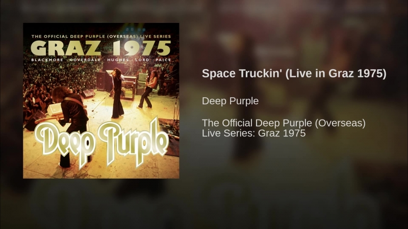Space Truckin Live in Graz 1975