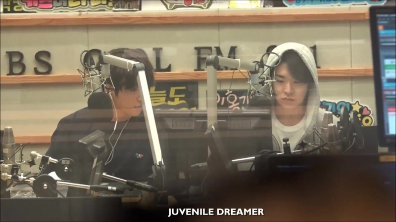 [FANCAM:RADIO] 171024 KBS Cool FM «Lee Hongki's Kiss The Radio».