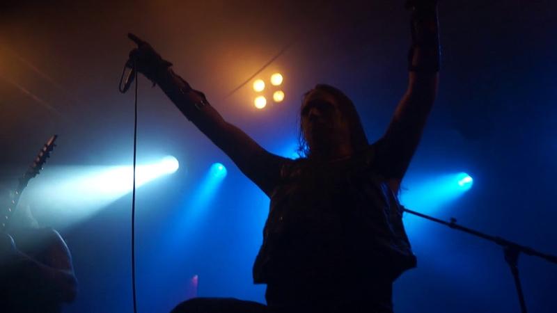 Marduk at SteelChaos 09.11.2018 Nosturi Helsinki