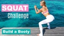 Squat Challenge BUILD YOUR BOOTY Rebecca Louise
