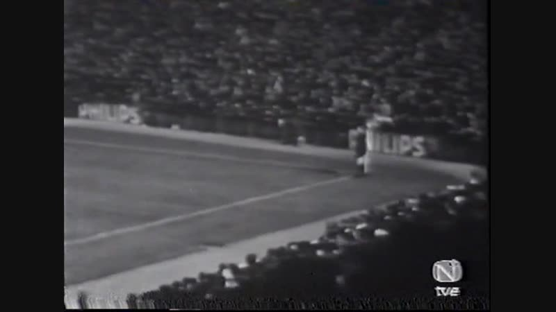 R.Madrid-Barcelona partido antiguo