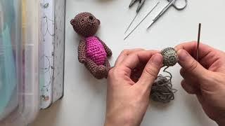 Мишка Крючком - Часть 1 - Голова