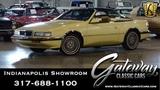 1989 Chrysler TC, Gateway Classic Cars - Indianapolis #1251