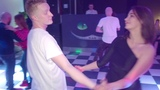 DJ Agent Smith Party. Dmitriy Malshakov &amp Polina Kuritsyna. Zouk improvisation.