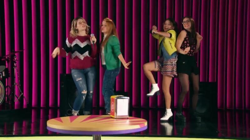 Soy Luna 3 - Las chicas cantan Borrar tu Mirada