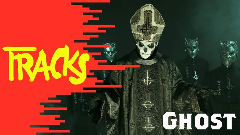GHOST live: Der Metal-Papst und seine Band