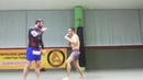 Двоечка от Камилова Магомеда Клуб Томагавк тайский бокс