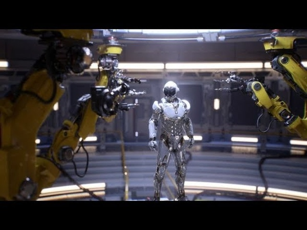 Project Sol A Real-Time Cinematic Scene Powered by NVIDIA RTX