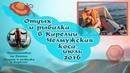 Путешествия по России. Отдых и рыбалка в Карелии. Чёлмужская коса. Июль 2016