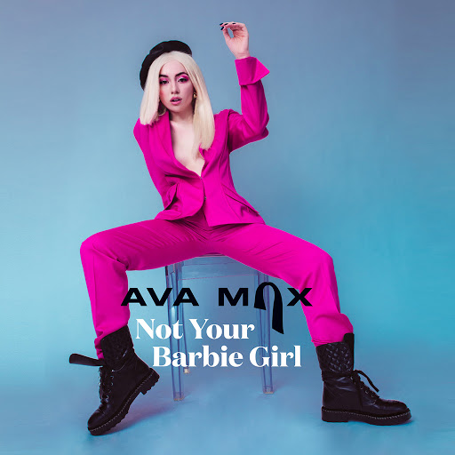 Ava Max альбом Not Your Barbie Girl