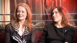 Interview with Miranda Otto and Victoria Haralabido from Blessed Jul 28, 2009