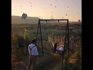 Романтика в Каппадокии