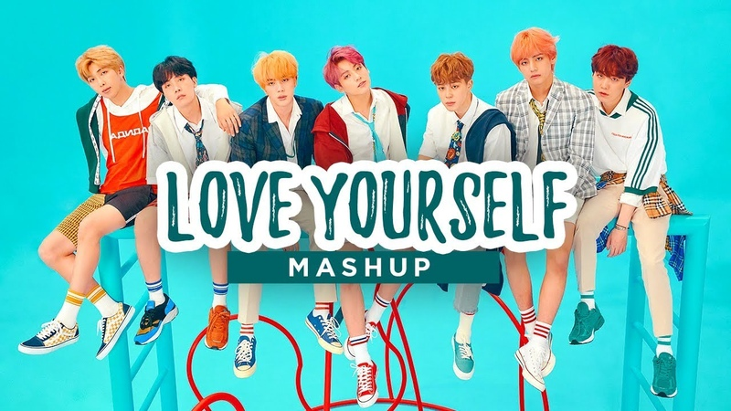 BTS LOVE YOURSELF MASHUP 28 SONGS IN 13 MINUTES
