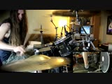 Death Metal on a 4-Piece drum kit