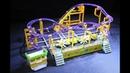 LegoRides Caterpillar *** Manège / Attraction Foraine en Lego ***
