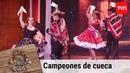 Campeones nacionales de cueca conmemoraron los 50 años del Festival de Olmué