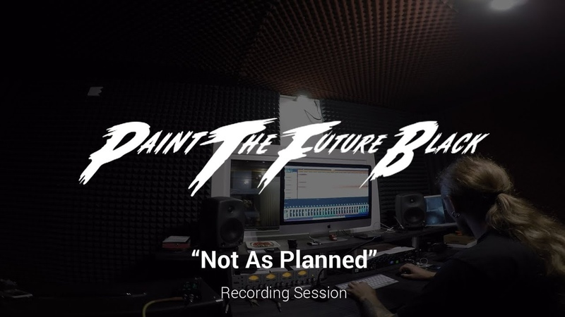 PTFB - Not As Planned (extreme vocal recording session)