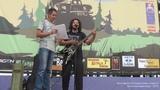 Андрей Самсонов на фестивале