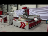 America 4 Heads cnc router machine, Brazil 4 Heads Wood Cutting Machine, Cabinet Wood Router Machine---CIMTECH