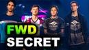 SECRET vs FORWARD - LAN HYPE! - MEGAFON WINTER CLASH DOTA 2