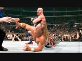 (WWE Mania) WrestleMania 21 Kurt Angle vs Shawn Michaels