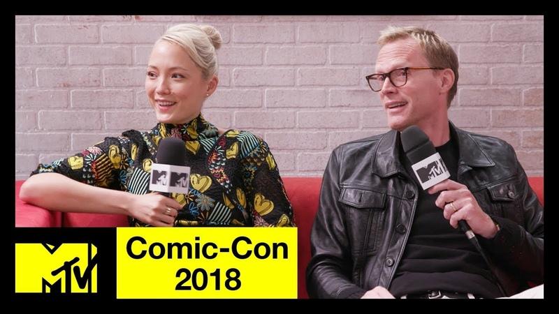 Avengers Infinity War Cast on the Deaths Avengers 4 | Comic-Con 2018 | MTV