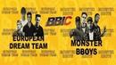 EUROPEAN DREAM TEAM vs MONSTER BBOYS CREW TOP8 @ 2018 BBIC World Finals Day 3 LB PIX