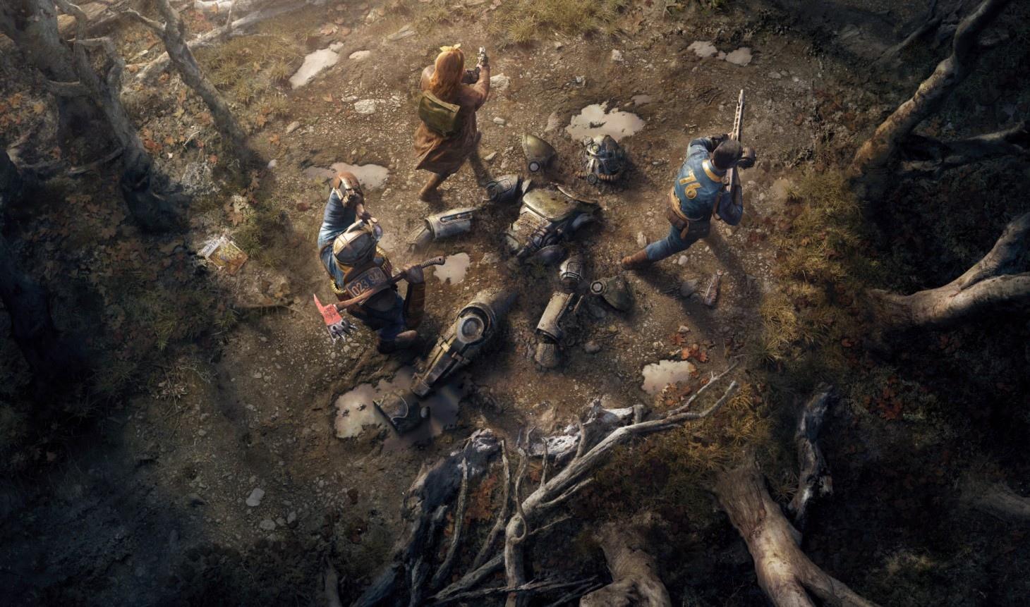 Сюжет Fallout 76 полагается на продолжительный квест