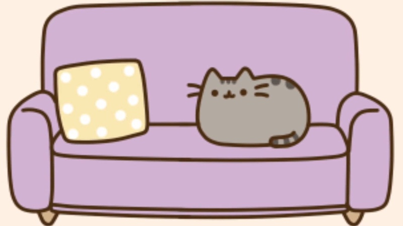 Pusheen the Cat's Daily Life