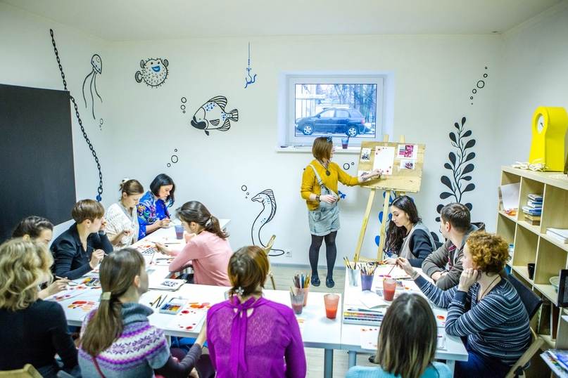 курсы рисования, рисование для начинающих, уроки рисования, иллюстрации, уроки иллюстрации