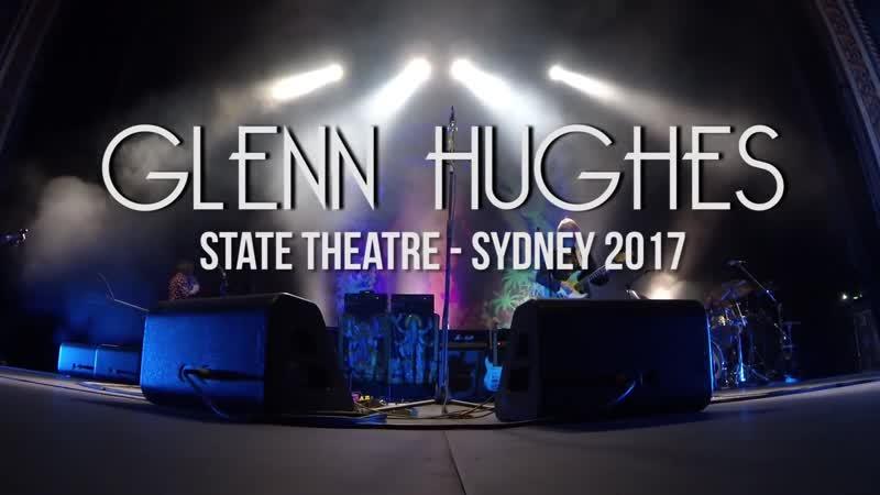 Гленн Хьюз rocks the Purple classic 'Sail Away' [Live•2017•HD]