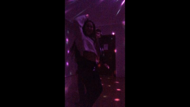 Обломавший танец