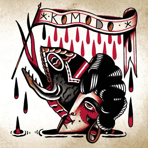 Komodo альбом Things
